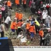 Glissement de terrain mortel en Indonésie