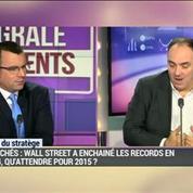 La minute d'Olivier Delamarche: 1% de croissance, on y arrivera avec la drogue et la prostitution...