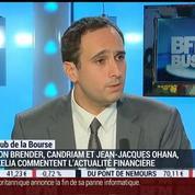 Le Club de la Bourse: Jean-Jacques Ohana, Anton Brender et Alexandre Baradez