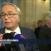 Retraite à 64 ans : Rebsamen revient sur ses propos