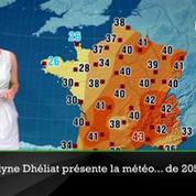 Top/Flop : Sarkozy nomme Wausquiez et NKM au sommet de l'UMP, Evelyne Dhéliat présente la météo de 2050