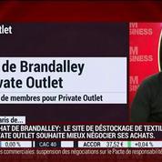 Le Paris de David Rosenthal, Private Outlet –