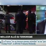 Le parti pris d'Hervé Gattegno : Le meilleur allié des terroristes, c'est le FN !