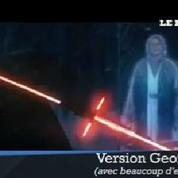 Quand internet parodie la bande annonce de Star Wars VII