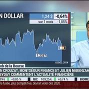 Le Club de la Bourse: Alain Crouzat, Julien Nebenzahl et Frédéric Rozier