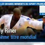 Retro / Le Top 10 des grands moments du sport français en 2014 avec le son RMC Sport –