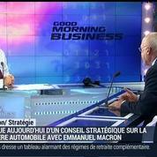 Sintertech consolide sa place dans la sous-traitance automobile: Thierry Morin