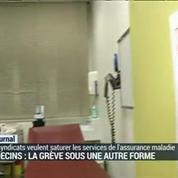 Médecins : Les grévistes veulent boycotter la carte vitale