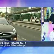 UberPOP interdit : la réaction de Pierre-Dimitri Gore-Coty, Directeur Général d'Uber Europe