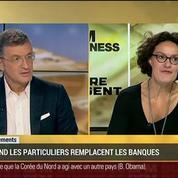 Quand les particuliers remplacent les banques: Charles Egly, Olivier Goy et Stéphanie Savel (2/2) –