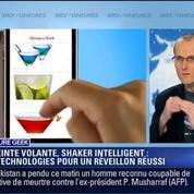 Culture Geek: Enceinte volante, shaker à cocktails intelligent... les technologies pour un réveillon réussi