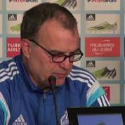 Football / Bielsa passe son savon de Marseille
