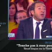 Zapping TV : les blagues de Patrick Timsit sur le Téléthon