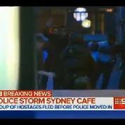 Sydney : la police lance l'assaut dans le café Lindt