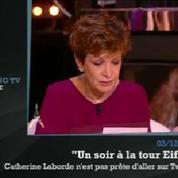 Zapping TV : Catherine Laborde se fait traiter de momie sur internet
