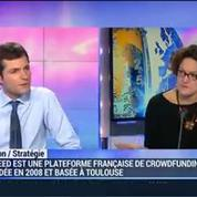2014, l'année du crowdfunding: Stéphanie Savel
