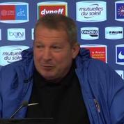 Football / Courbis souhaite que Thierry Henry porte une dernière fois le maillot des Bleus