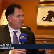 Dell, une multinationale de l'informatique face à la transformation numérique des entreprises: Michael Dell –