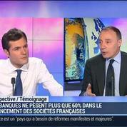 Le marché a-t-il trouvé un rôle important dans le financement des entreprises ?: Thierry Giami