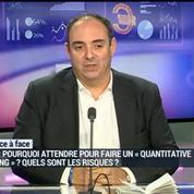 La minute d'Olivier Delamarche : Mario Draghi ne serait-il que l'hôtesse d'accueil de la BCE ?