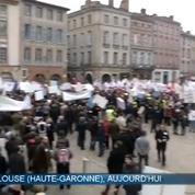 Les patrons dans la rue pour décadenasser l'économie française