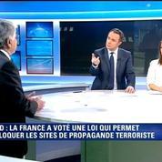 René-Georges Querry sur Dijon: C'est un climat qui n'est pas très sympathique et très sécurisant