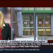 Crise à la CGT: le dialogue social encore plus fragilisé ?: Raymond Soubie, Pierre-Yves Geoffard, Stéphane Carcillo et Emmanuel Lechypre (2/3) –