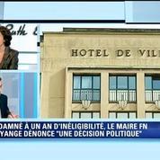 Inéligibilité du maire FN d'Hayange: une peine totalement disproportionnée selon Philippot
