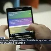 Smartphone: Xiaomi valorisé à 45 milliards de dollars