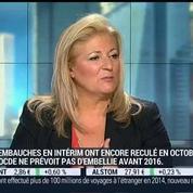 Alain Dehaze, Adecco France