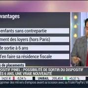 Immobilier: Les avantages d'investir avec le dispositif Pinel: Stéphane Desquartiers