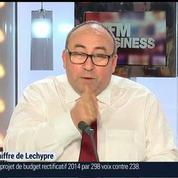 Emmanuel Lechypre: La fiscalité pèse-t-elle sur les PME ?
