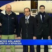 Hollande sur Lazarevic: Vous êtes de retour, c'est une joie de vous accueillir