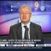 Le PIB américain a bondi de 5% au troisième trimestre: Hervé Goulletquer
