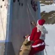 Un championnat un peu fou pour désigner le meilleur père Noël