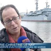 Après six mois à Saint-Nazaire, les marins russes repartent sans Mistral