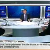 20H Politique: Nicolas Sarkozy a déjeuné avec Alain Juppé à l'UMP