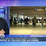 Aéroport de Toulouse: un consortium chinois choisi pour entrer au capital