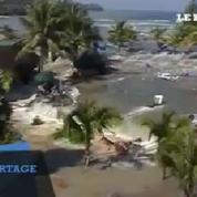 Tsunami en Thaïlande :