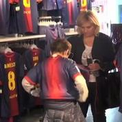 Football / Le plan marketing du FC Barcelone