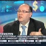 Le Club de la Bourse: Pierre-Alexis Dumont, Christian Parisot et Nicolas Chéron