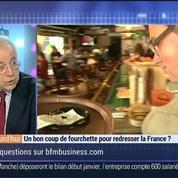 Un bon coup de fourchette pour redresser la France ? (1/4)