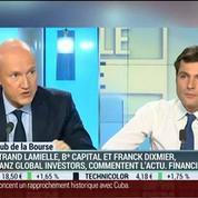 Le Club de la Bourse: Bertrand Lamielle, Franck Dixmier et Jérôme Vinerier –