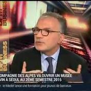 Dominique Marcel, président directeur général de la Compagnie des Alpes (3/3) –