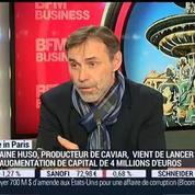 Made in Paris de Laurent Deverlanges, Caviar de Neuvic
