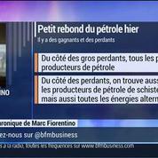 Marc Fiorentino: Léger rebond du pétrole: Est-ce une bonne ou une mauvaise nouvelle ?