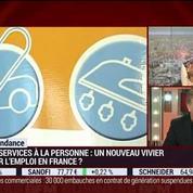 La tendance du moment: Le secteur du service à la personne est un vivier pour l'emploi en France