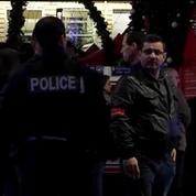 Nantes: La personne semblait se frapper au thorax raconte un témoin de la scène