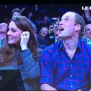 Kate et William rencontrent Beyoncé et Jay-Z