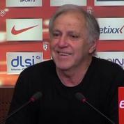 Football / Girard : Super la Coupe de la Ligue !